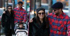 Justin Timberlake and Jessica Biel Take Son For Walk In NYC
