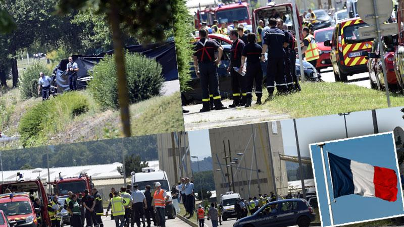 France Beheading ISIS
