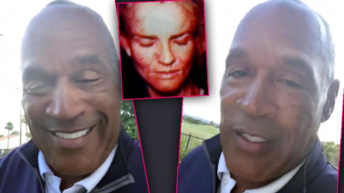 O.J. Simpson Joins Twitter After Nicole Death Anniversary