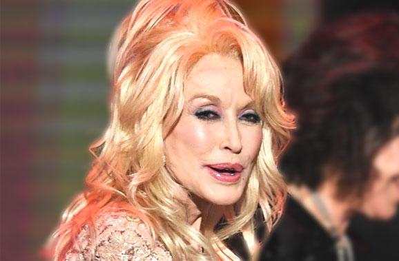 //Dolly Parton Botox pp