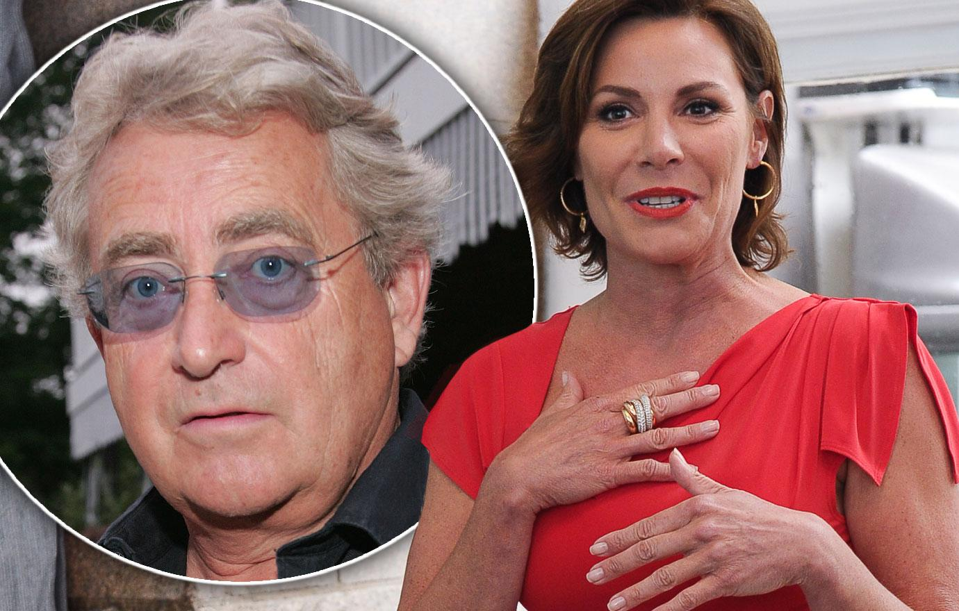 Luann De Lesseps Count Ex Husband Wants Her To Quit Using Name Title