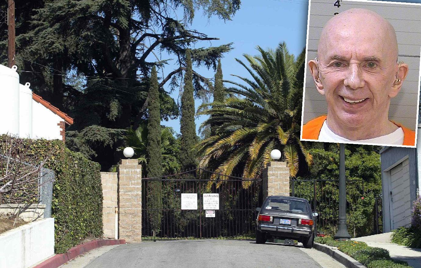 Phil Spector's Murder Mansion For Sale