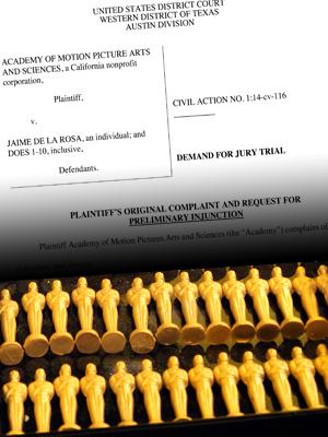 //fake oscar lawsuit