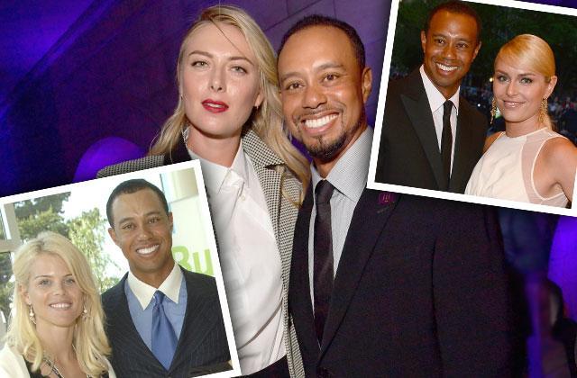 Tiger Woods Maria Sharapova Dating Rumors