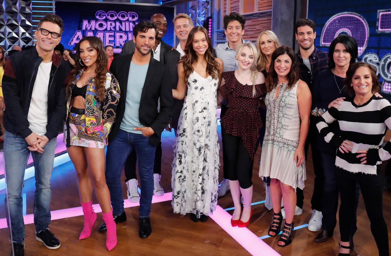 Dancing With The Stars Cast DWTS Season 27 Secrets Scandals Exposed