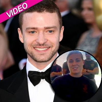 Mila Kunis, Justin Timberlake: Yes, Were Going to Marine