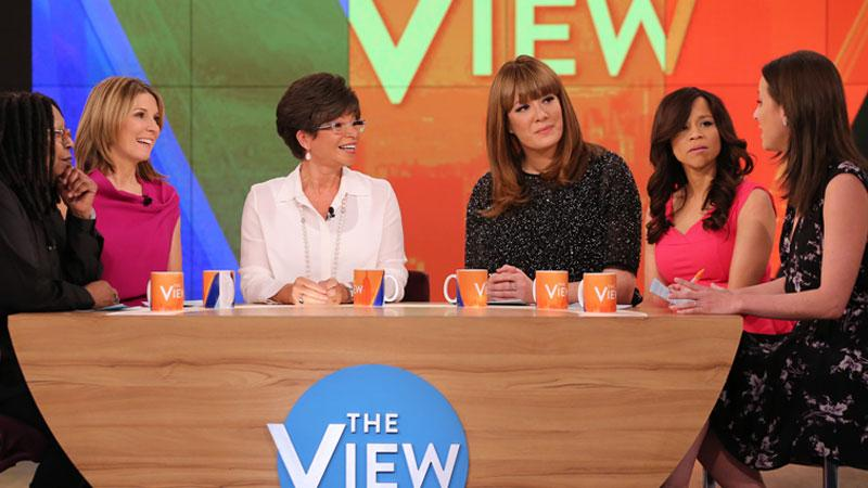 Michelle Collins Fired The View Source Claims