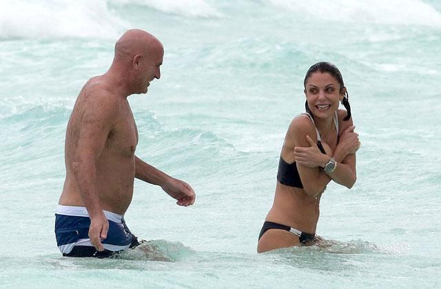 //bethenny frankel boyfriend dennis shields bikini mexico rhony pics pp