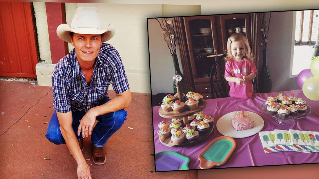 Country singer Ned LeDoux's 2-Year-Old Daughter Chokes To Death At Family Home