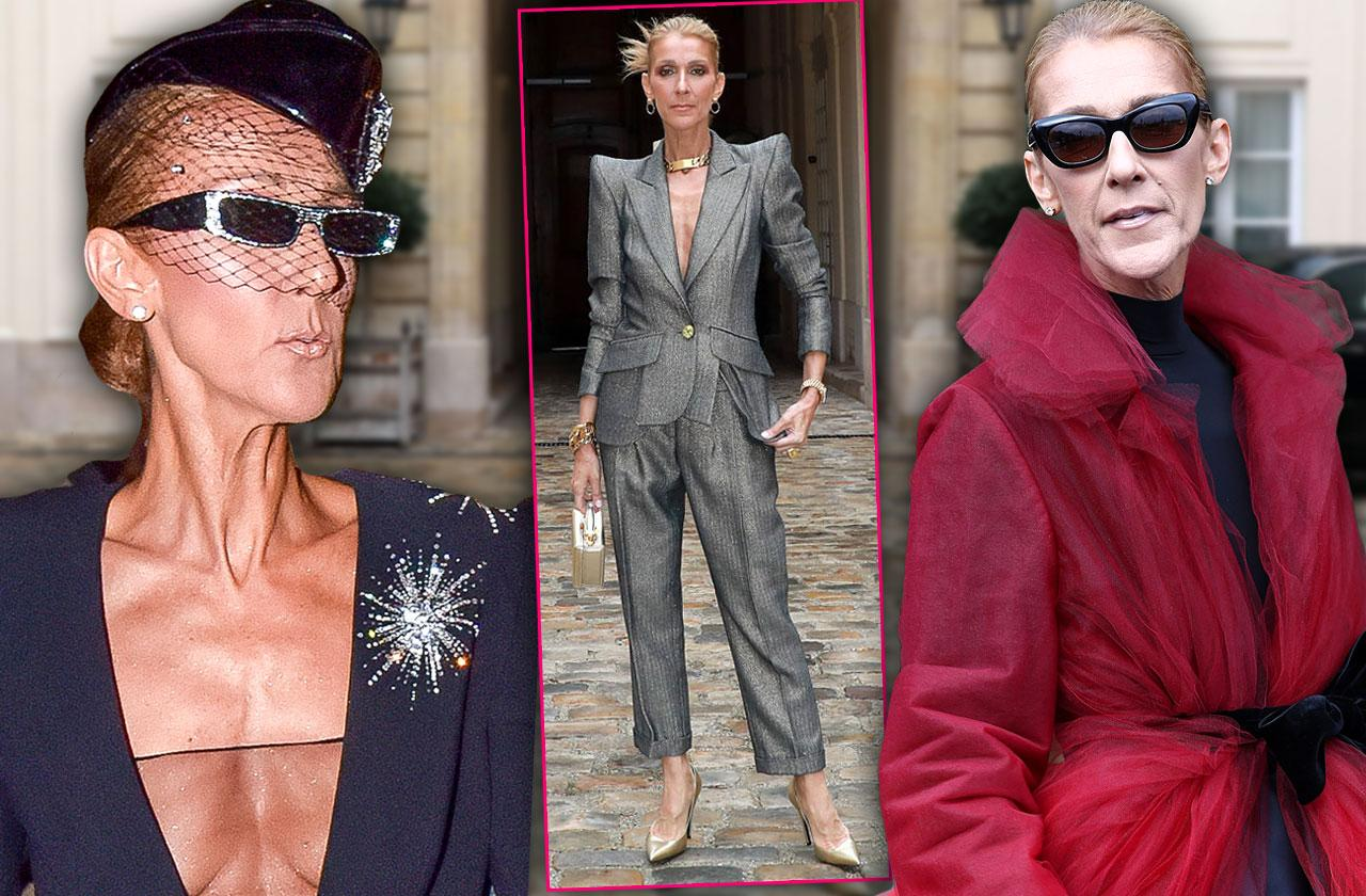Celine Dion Scary Skinny To Impress Younger Boy Toy