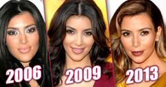 //kim kardashian nose jobs  wide
