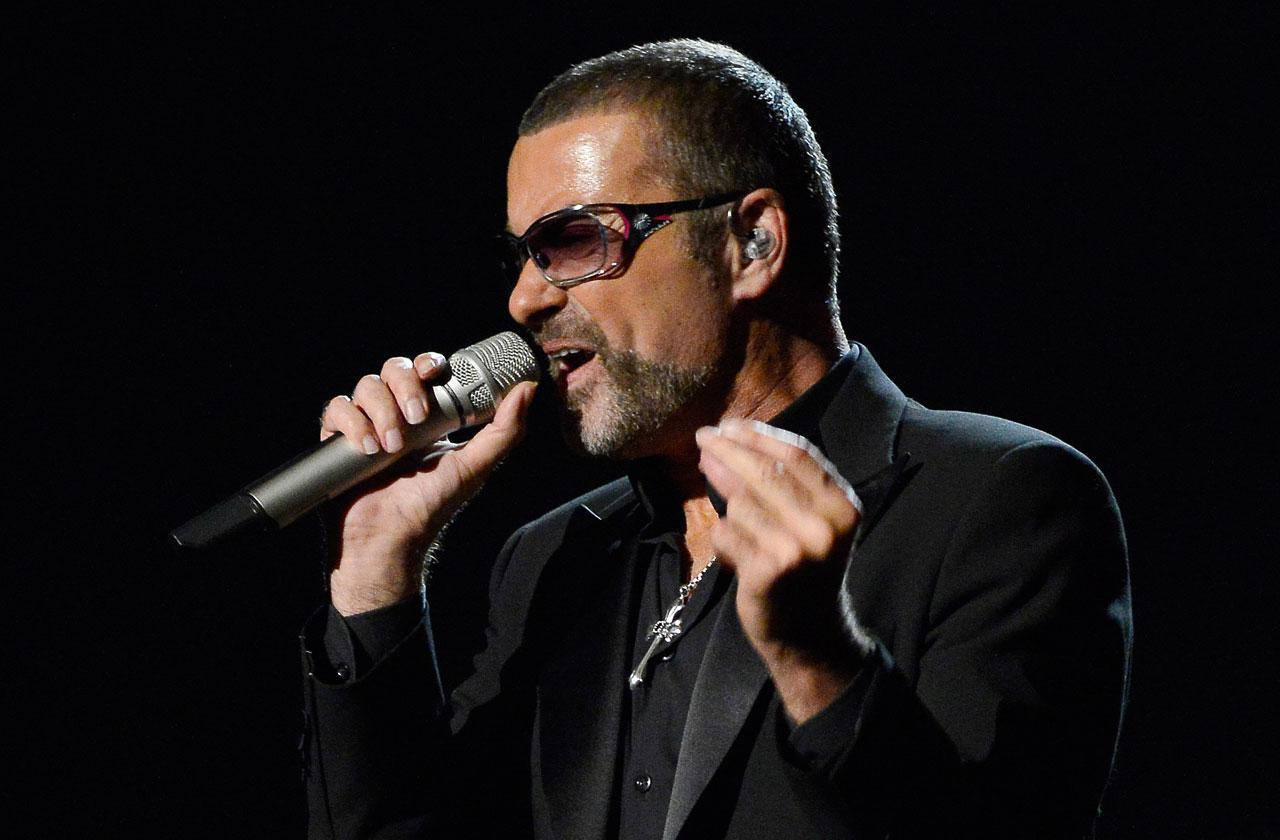 George Michael Hard Drugs Last Days