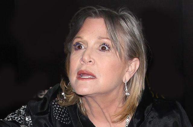 //carrie fisher death heroin lawsuit heart attack estate pp