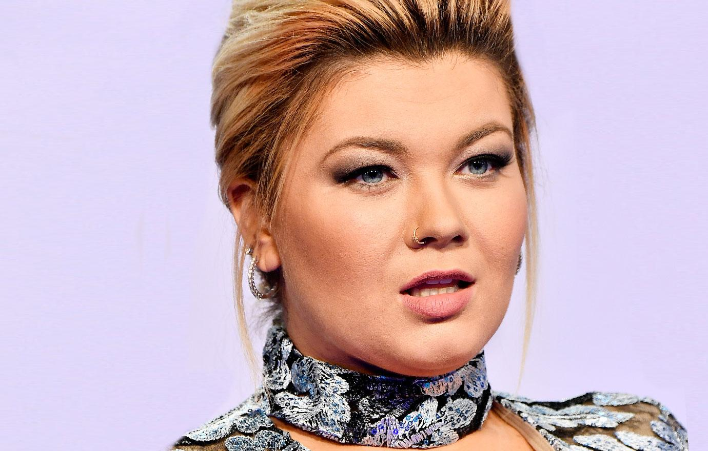 Amber Portwood Defends Reality TV In Rant