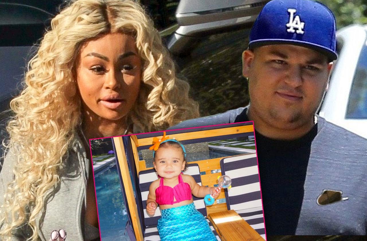 Blac Chyna Rob Kardashian Lawsuit Ditched Dream Party