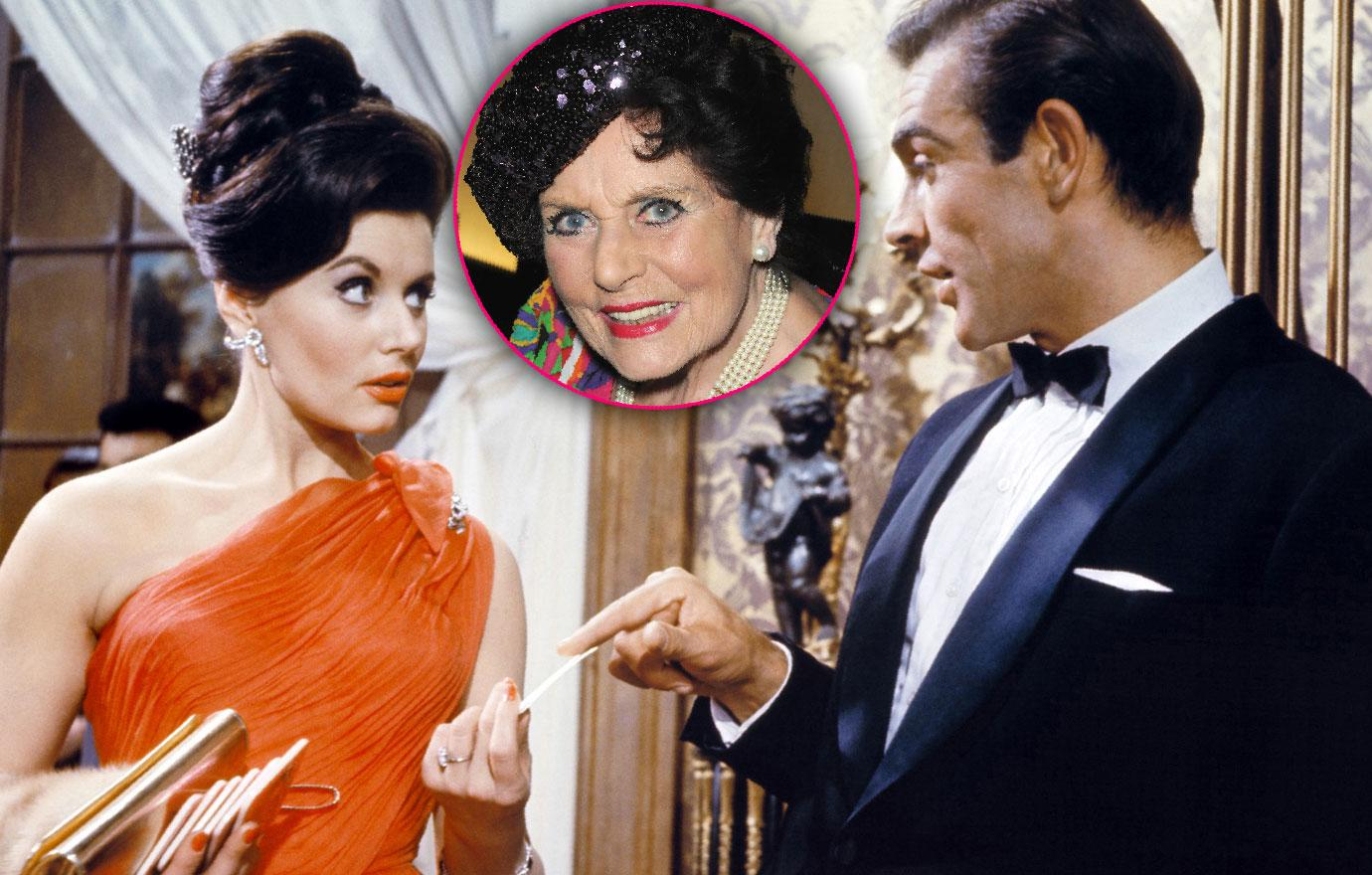 First Ever Bond Girl Eunice Gayson Dies