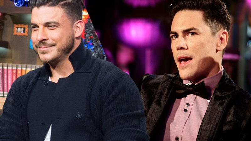Tom Sandoval Lashes Out At Jax Taylor For Cheating Lies