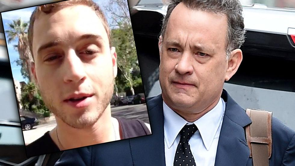 Tom Hanks Sent Son Chet Hanks On Prison Tour