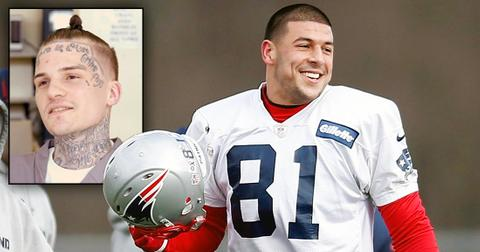 Aaron Hernandez Jailhouse Lover Claims NFL Star Thought Double Murder Was Funny