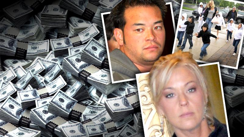 //kate jon gosselin plus eight tlc how mucn money made reality tv pp sl