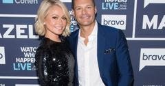 //Kelly Ripa Ignores Ryan Seacrest Sexual Harassment pp