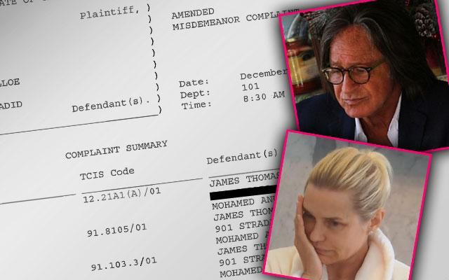 //mohamed hadid criminally charged development bel air mansion pp