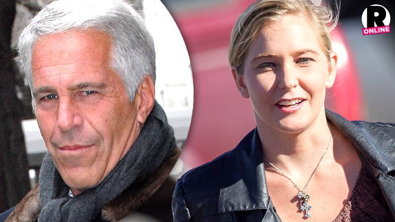 Royal Sex Scandal Virginia Roberts Jeffrey Epstein blackmail