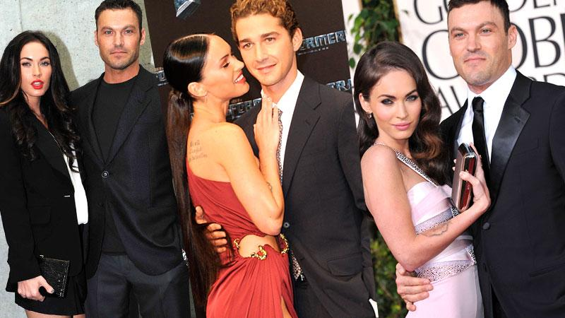 //megan fox brian austin green split scandals pp