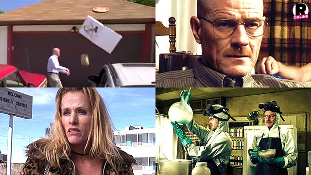 Breaking Bad Secrets Scandals