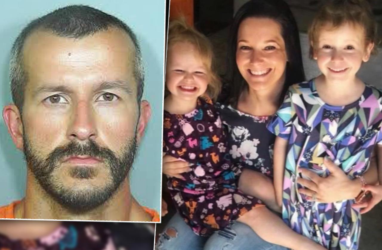 Chris Watts Colorado Murders Pregnant Wife Daughters Neighbor Family Dog