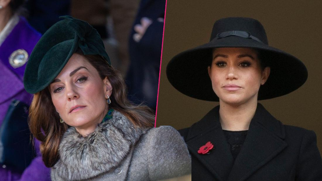 Palace Power Play! Meghan Fuming After Kate Makes Her Feel 'Totally Left Out'