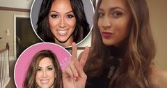 Amber Marchese Friends with Melissa Gorga and Jacqueline Laurita