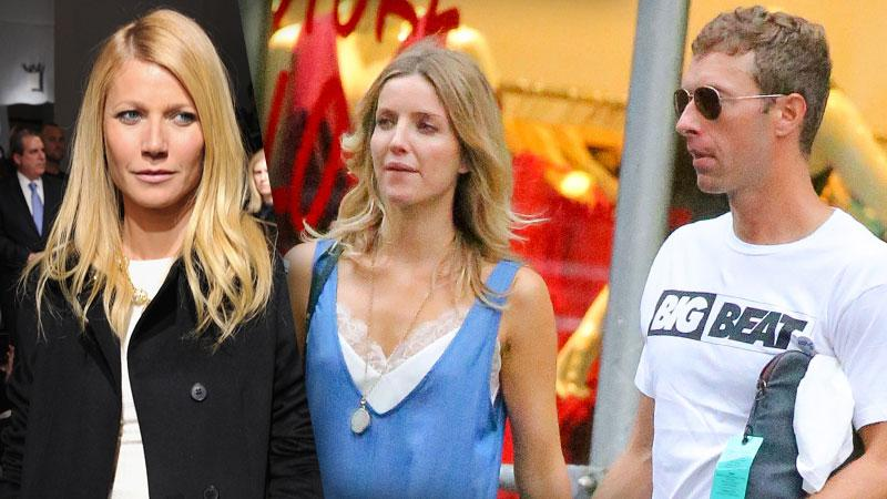 Chris Martin Divorce Mystery Woman