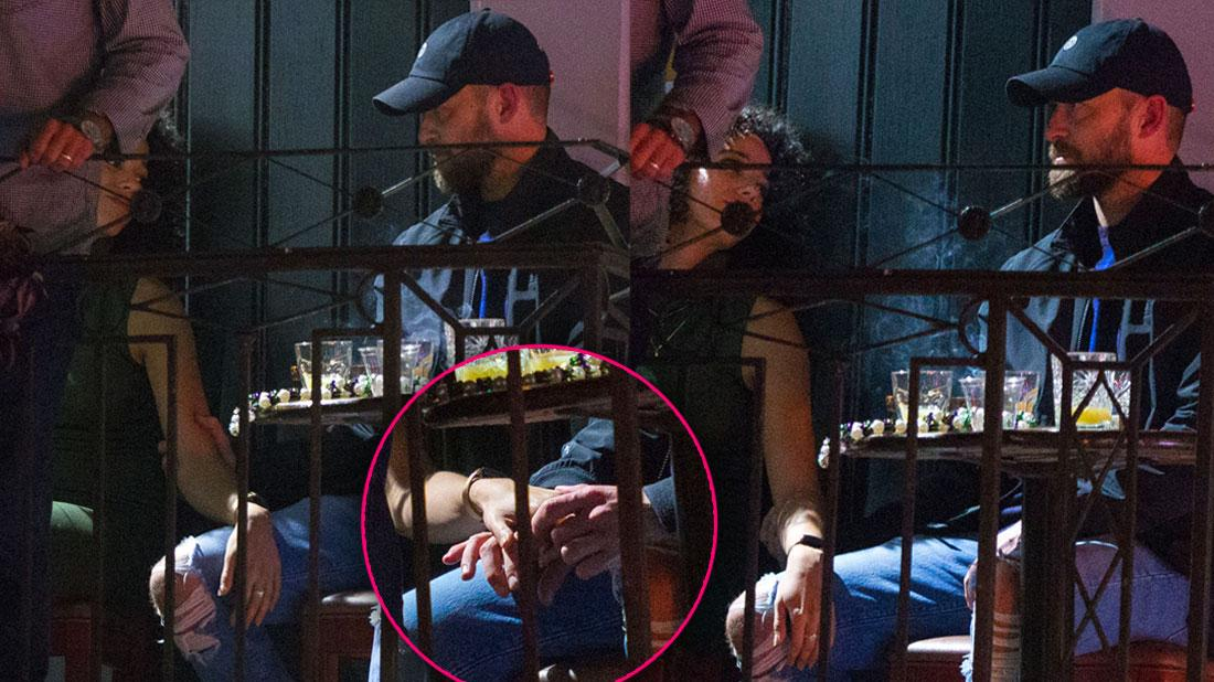 Married Justin Timberlake Holds Hands With Costar Alisha Wainwright During Boozy Night Out