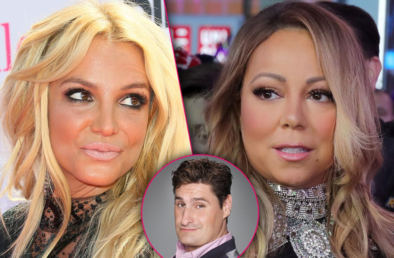Mariah Carey Diva Britney Spears