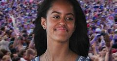 Malia Obama Partying Lollapalooza While Parents At DNC