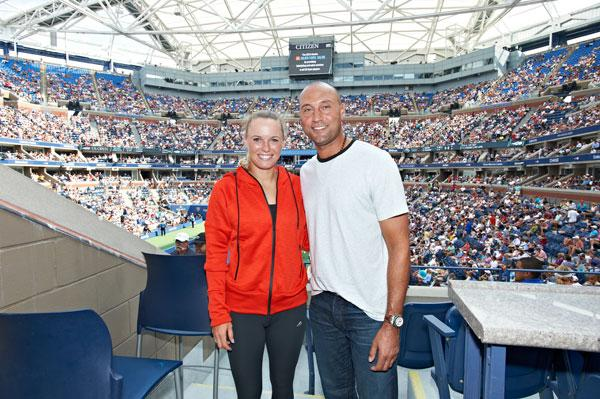 tennis us open celebrities