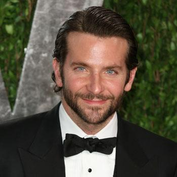 Bradley Cooper Turned to Propecia To Battle Baldness​