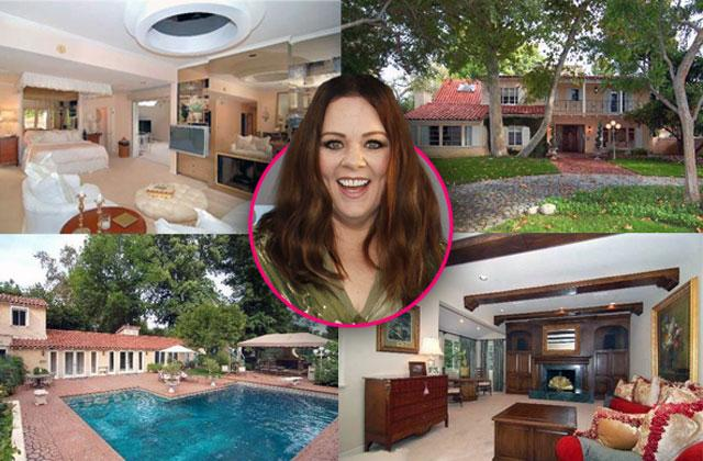 //melissa mccarthy secret multi million dollar home pp