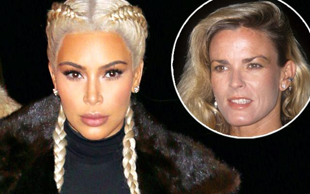 Kim Kardashian Nicole Brown Simpson Murder