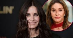 Courteney Cox Reacts To Fans' Claims She Looks Like Caitlyn Jenner