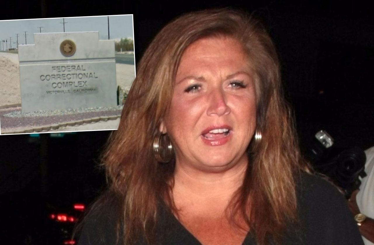 //abby lee miller prison hell release date pushed back pp