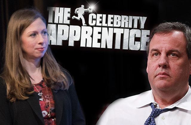 //celebrity apprentice donald trump chris christie republicans vs democrats pp