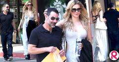 //brandi glanville lunches with ex husband mixed martial arts manager darin harvey wide