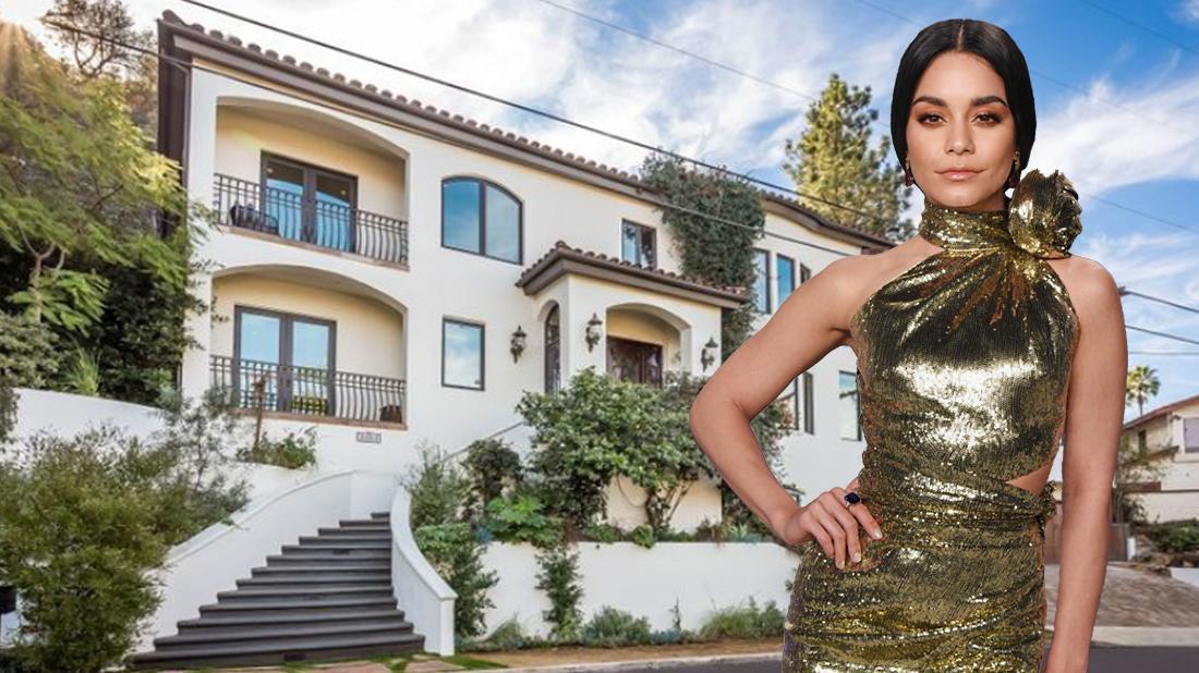 Vanessa Hudgens Sells Studio City Home