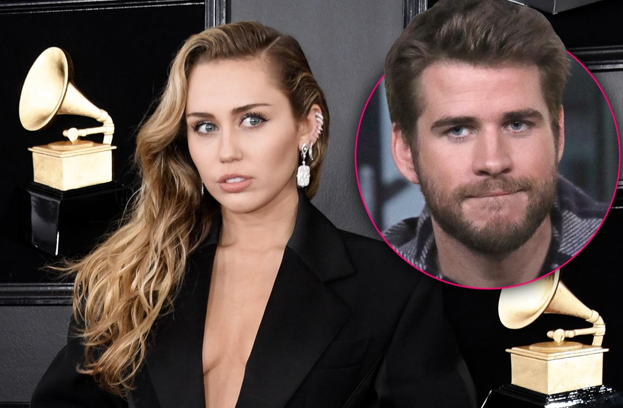 Miley Cyrus Husband Hospital Liam Hemsworth