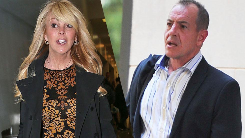Dina Lohan Denies Pitching Show With Michael Lohan