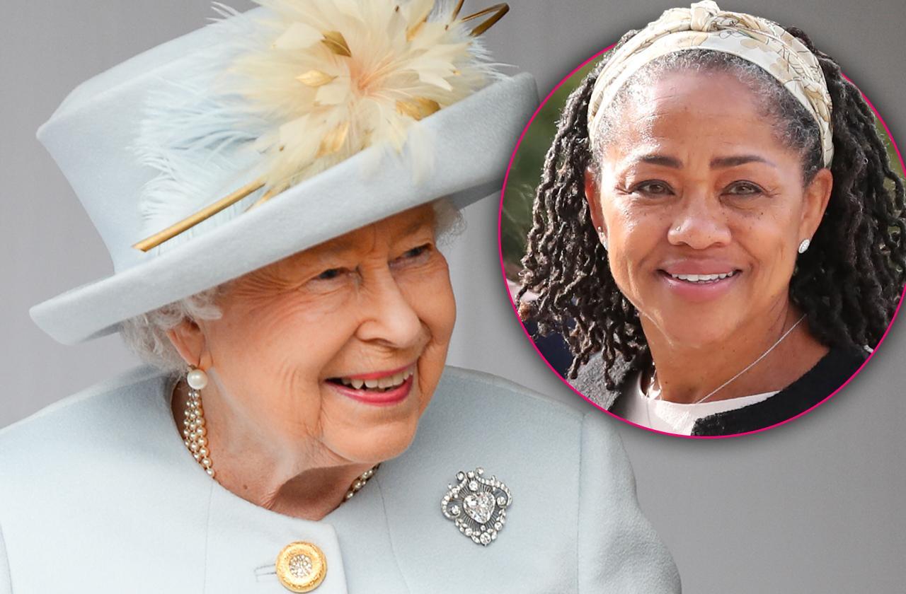 The Queen Invites Doria Ragland To Britain For Christmas