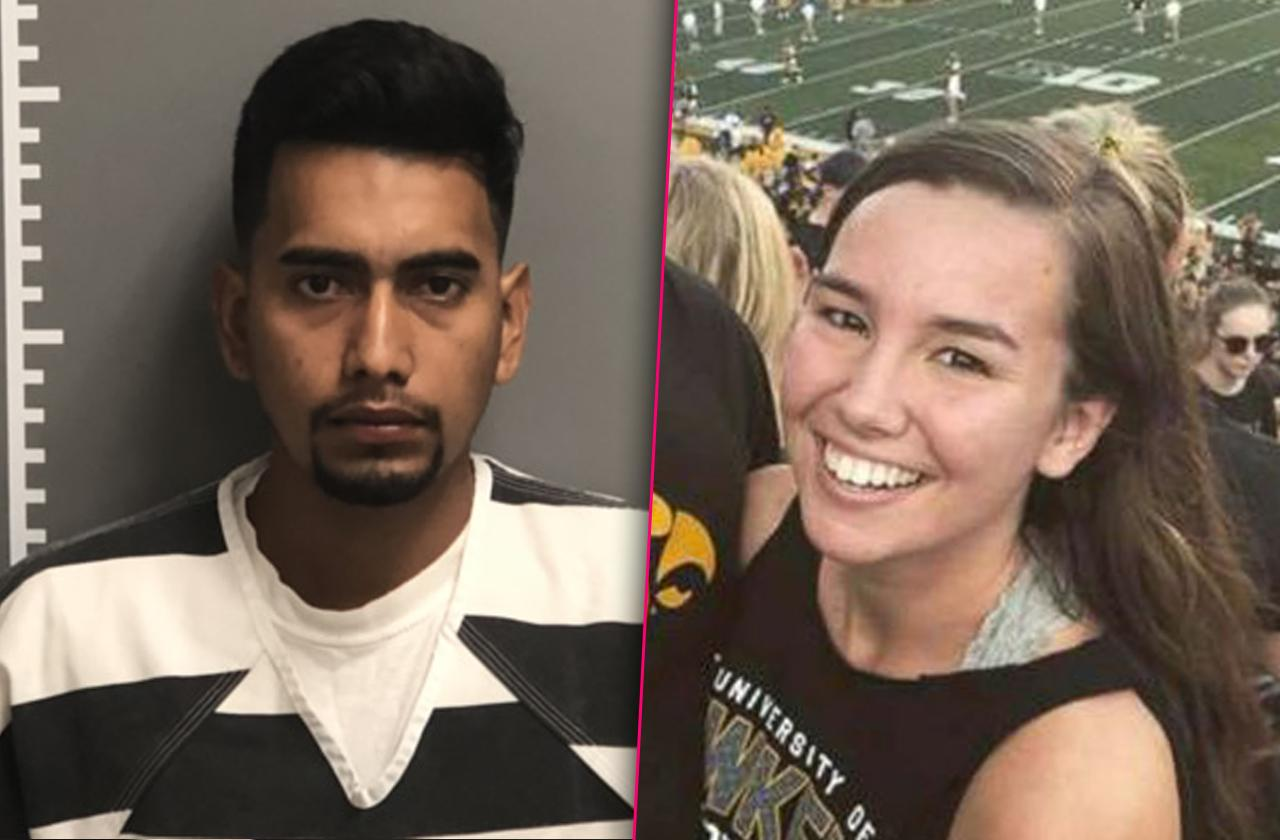 Mollie Tibbetts Killer Arrested Murder Christhan Bahena Rivera Mugshot