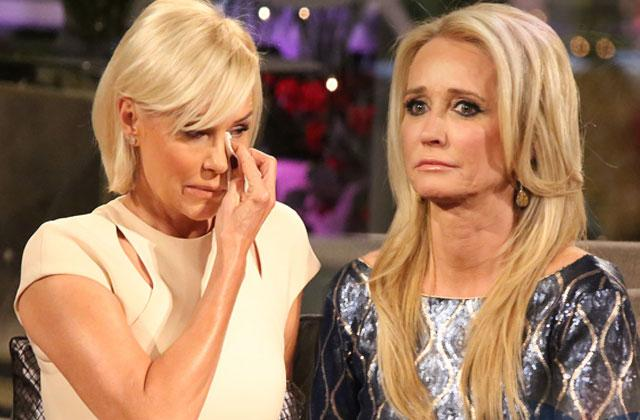 //kim richards yolanda hadid real housewives beverly hills reunion